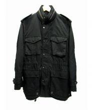 COMME des GARCONS HOMME(コムデギャルソンオム)の古着「ウールギャバM65ジャケット」