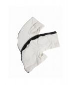 JULIUS(ユリウス)の古着「手袋」|ホワイト×ブラック