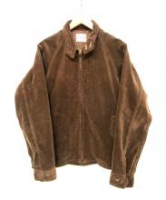 BONCOURA(ボンクラ)の古着「コーデュロイハリントンジャケット」