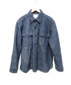 BONCOURA(ボンクラ)の古着「CPOシャツ」