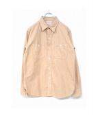 BONCOURA(ボンクラ)の古着「フランネルワークシャツ」