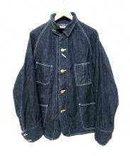 BONCOURA(ボンクラ)の古着「デニムカバーオール」