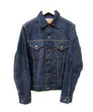 BONCOURA(ボンクラ)の古着「デニムジャケット」