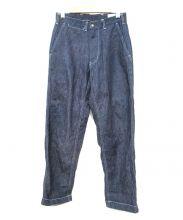BONCOURA(ボンクラ)の古着「デニムワークパンツ」