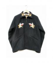 COOTIE(クーティー)の古着「スーベニアジャケット」
