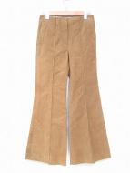 CELINE(セリーヌ)の古着「モールスキンバギーパンツ」