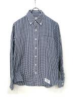 WACKOMARIA(ワコマリア)の古着「マリアプリントギンガムチェックシャツ」
