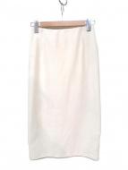 BEIGE(ベイジ)の古着「CLAUDIAスカート」|アイボリー