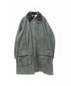Barbour(バブアー)の古着「オイルドクロスコート」