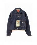 JELADO(ジェラード)の古着「1Stタイプデニムジャケット」