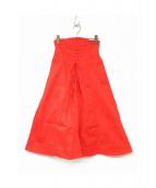SAYAKA DAVIS(サヤカデイヴィス)の古着「スカート」|オレンジ