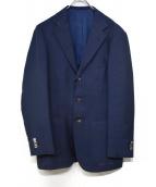 RING JACKET(リングジャケット)の古着「3Bテーラードジャケット」|ネイビー