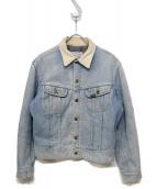 LEE(リー)の古着「ブランケットデニムジャケット」|スカイブルー