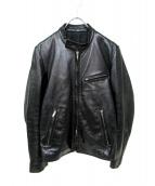 LITHIUM HOMME(リチウム オム)の古着「レザージャケット」