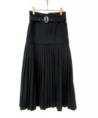 DIESEL BLACK GOLD(ディーゼル ブラック ゴールド)の古着「スカート」