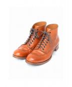 chausser(ショセ)の古着「ブーツ」|ブラウン