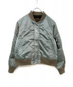 MACPHEE(マカフィー)の古着「MA-1ジャケット」