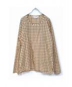 MARNI(マルニ)の古着「デザインプルオーバーシャツ」