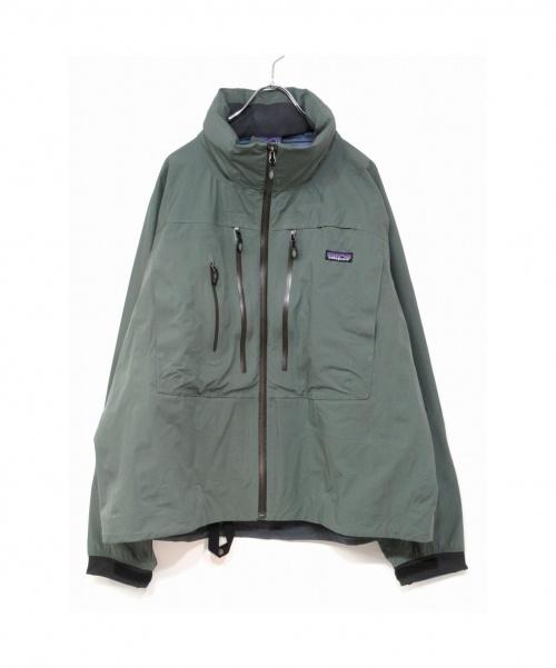 Patagonia(パタゴニア)Patagonia (パタゴニア) ガイドウォータージャケット サイズ:Lの古着・服飾アイテム