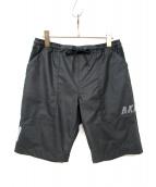 AKM(エーケーエム)の古着「ショートパンツ」|ブラック