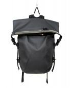 F/CE(エフシーイー)の古着「ノーシムジップロックバックパック」 ブラック