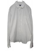 COMME des GARCONS HOMME(コムデギャルソンオム)の古着「デザインシャツ」 ホワイト