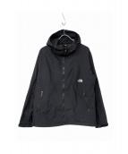 THE NORTH FACE(ザノースフェイス)の古着「コンパクトジャケット」|ブラック