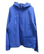 MAMMUT(マムート)の古着「Masao Light HS Hooded Jacket」|ブルー