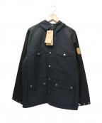 FJALLRAVEN(フェールラーベン)の古着「マウンテンコート」 ブラック