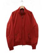 BARACUTA(バラクータ)の古着「G-9 スイングトップ ハリントンジャケット」|レッド