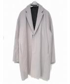 N.HOOLYWOOD(エヌハリウッド)の古着「チェスターコート」|グレー