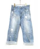 Levi's VINTAGE CLOTHING(リーバイスヴィンテージクロージング)の古着「NEVADA復刻デニム」 インディゴ