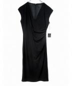 RALPH LAUREN BlackLabel(ラルフローレンブラックレーベル)の古着「ドレスワンピース」|ブラック