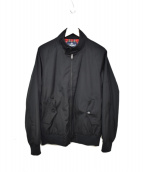 SONTAKU(ソンタク)の古着「スイングトップ」|ブラック