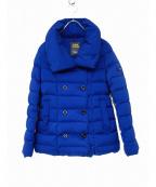 TATRAS(タトラス)の古着「ダウンジャケット」 ブルー