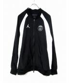 JORDAN(ジョーダン)の古着「BCFC AJ1 JACKET」|ブラック