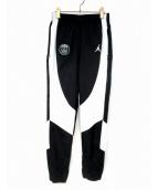 JORDAN(ジョーダン)の古着「BCFC AJ1 PANTS」|ブラック