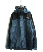 SIERRA DESIGNS(シェラデザインズ)の古着「90sマウンテンパーカー」 ブルー