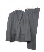 HUGO BOSS(ヒューゴ ボス)の古着「セットアップスーツ」|グレー
