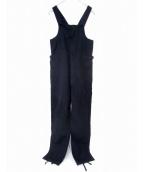 Engineered Garments(エンジニアードガーメンツ)の古着「ウールオーバーオール」|ネイビー