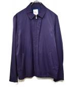 Ron Herman(ロンハーマン)の古着「ジップアップジャケット」|ネイビー