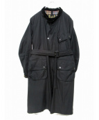 Barbour(バブアー)の古着「オイルドコート」|ブラック
