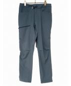 ARCTERYX(アークテリクス)の古着「Sigma SL Pants」|ライトグレー