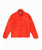 Patagonia(パタゴニア)の古着「Ultralight Down Jacket」|オレンジ
