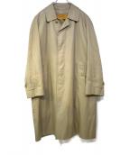 Burberrys(バーバリーズ)の古着「ライナー付ステンカラーコート」 ベージュ