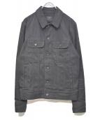 rag&bone(ラグアンドボーン)の古着「デニムジャケット」|ブラック