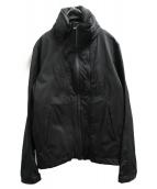 Descente ALLTERRAIN(デサントオルテライン)の古着「Transform Jacket」 ブラック