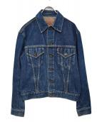 LEVI'S(リーバイス)の古着「3rdデニムジャケット」|ブルー