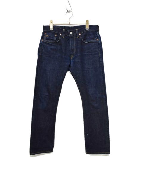 RRL(ダブルアールエル)RRL (ダブルアールエル) デニムパンツ インディゴ サイズ:31の古着・服飾アイテム
