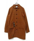 SHAREEF(シャリーフ)の古着「スプリングコート」 ブラウン